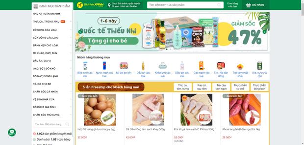 COVID-19: Di cho, sieu thi online… ba noi tro duoc gi, App nao tin cay?-Hinh-7
