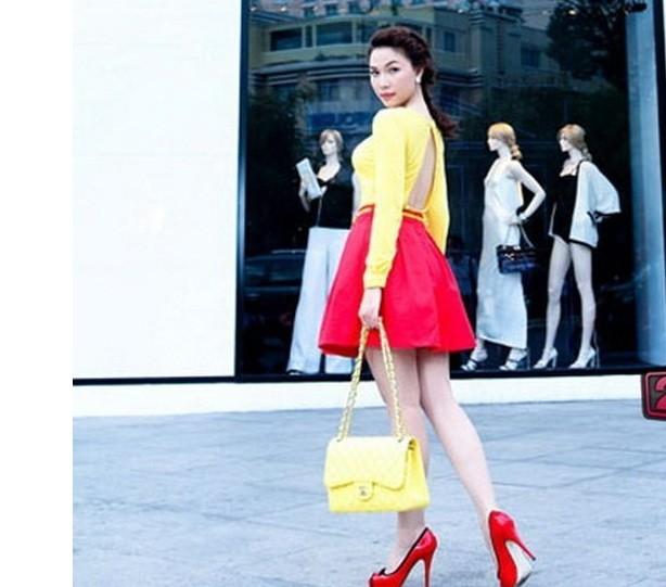 Cuoc song xa hoa cua nguoi mau Quynh Thu bi don yeu Tien Linh-Hinh-10