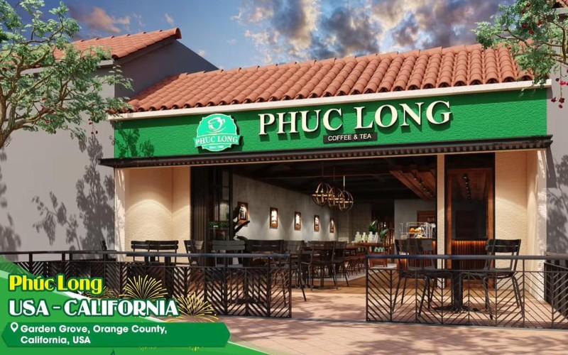 Phuc Long, King Coffee mo cua hang o My-Hinh-2