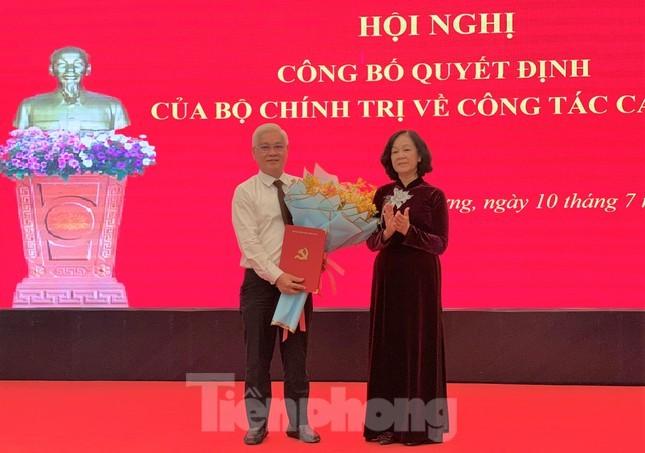 Ong Nguyen Van Loi giu chuc Bi thu Tinh uy Binh Duong