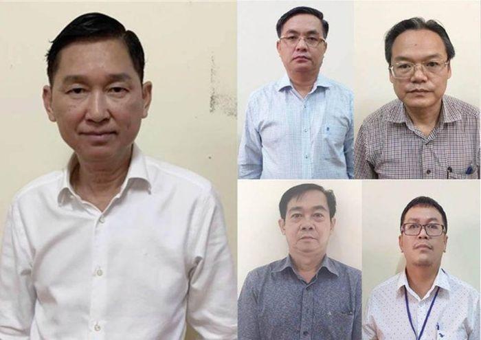 Nguyen Pho Chu tich UBND TP.HCM va dong pham gay thiet hai 672 ty
