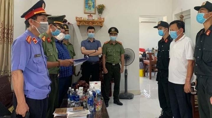 Thua Thien - Hue: Bat Giam doc va 1 Pho Giam doc Cang hang khong Quoc te Phu Bai