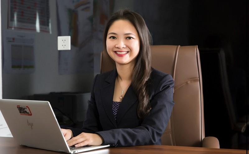"Chan dung ""nu tuong"" 8X lam CEO cty san xuat vacxin cua Vingroup"