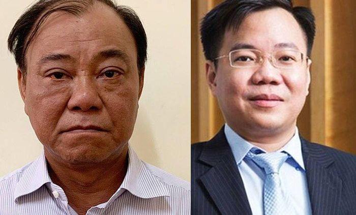 Khai tru ra khoi Dang ong Le Tan Hung va Te Tri Dung