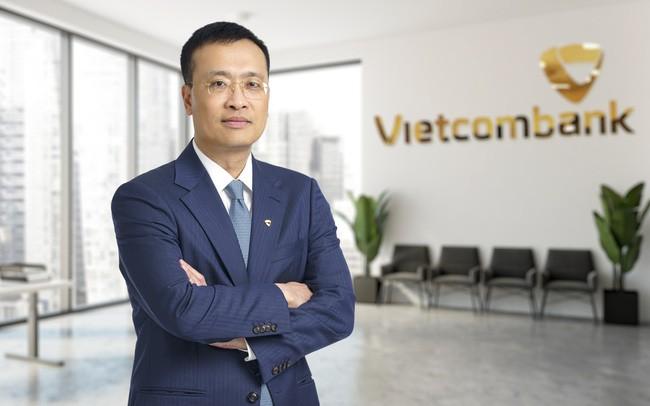 Chan dung Tan Chu tich Vietcombank Pham Quang Dung
