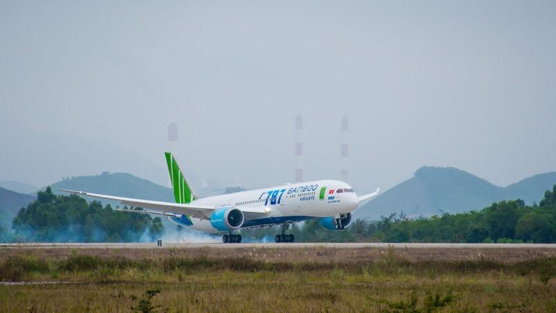 Bamboo Airways duoc cap phep bay thang giua My va Viet Nam