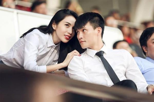 Cong Vinh - Thuy Tien so huu nhung doanh nghiep lam an sao?