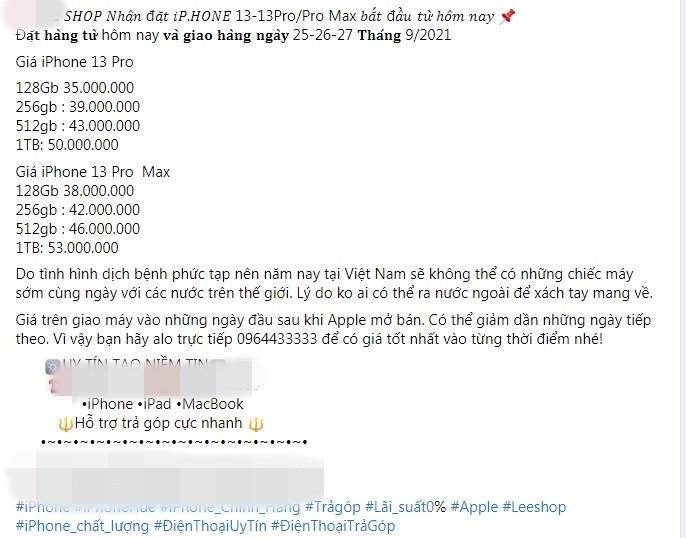 iPhone 13 chinh thuc lo dien, xach tay ve Viet Nam gia bao nhieu?-Hinh-2