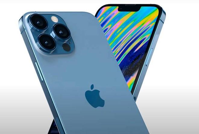 iPhone 13 chinh thuc lo dien, xach tay ve Viet Nam gia bao nhieu?