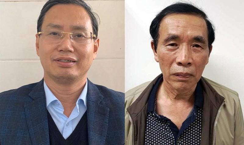 Bui Quang Huy gui ong Nguyen Duc Chung 2 email: Noi dung gi?-Hinh-2