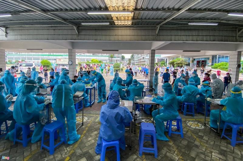 TP.HCM xem xet ho tro chi phi xet nghiem cho doanh nghiep sau 30/9