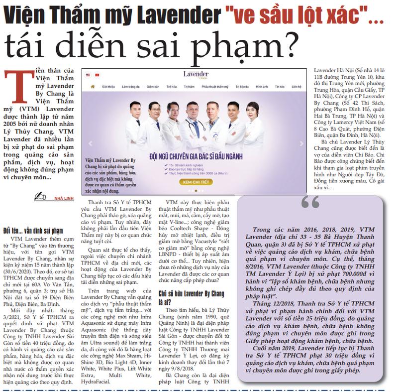 "Vien Tham my Lavender ""ve sau lot xac""... tai dien sai pham?-Hinh-2"