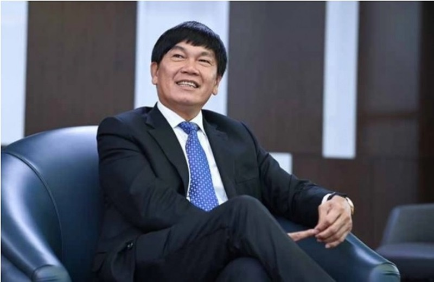 "Von hoa Hoa Phat lot top cao the gioi, tai san ty phu Tran Dinh Long ""khung"" co nao?"