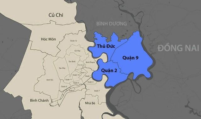 Nhung du an 'khung' cua TP Thu Duc tuong lai