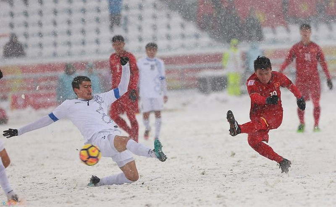 Nhan dinh U23 Viet Nam vs U23 Uzbekistan: Tai hien chung ket U23 chau A