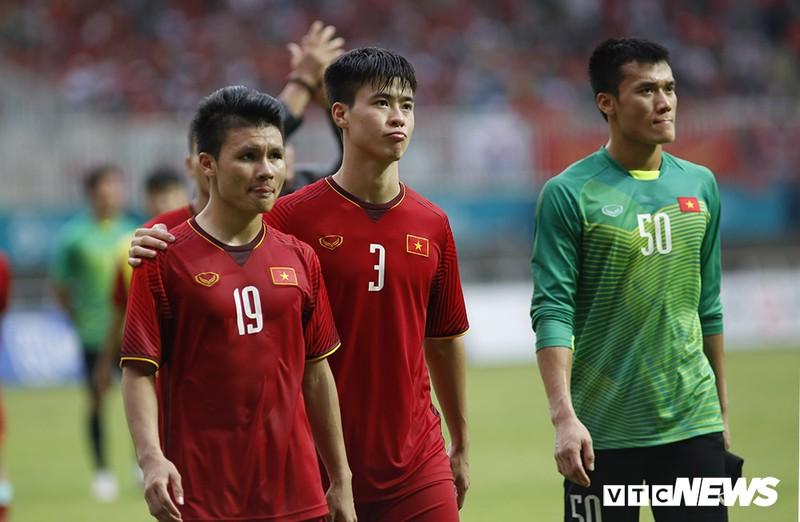 BLV Quang Huy: Quang Hai da den gioi han the luc