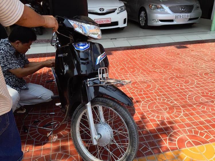 Can canh Honda Dream 125 ban 2016 tai Viet Nam-Hinh-2