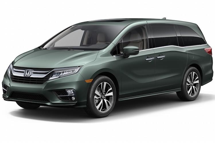 """Xe gia dinh """"sieu tien loi"""" Honda Odyssey 2017 co gi?-Hinh-10"""