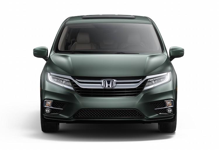 """Xe gia dinh """"sieu tien loi"""" Honda Odyssey 2017 co gi?-Hinh-11"""