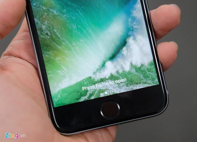 Nguoi dung Viet 'phat ro' vi cach mo khoa tren iOS 10