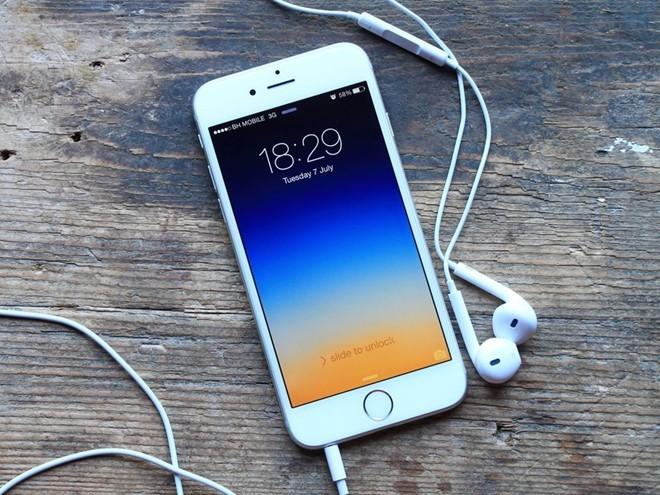 Dien thoai iPhone 7: Van bai 5 an 5 thua cua Apple