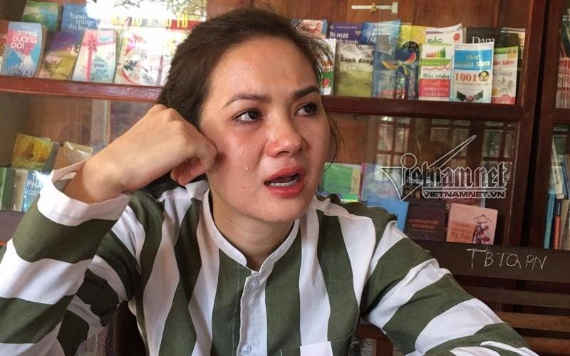 Nuoc mat hot girl Ha thanh sau canh cua trai giam-Hinh-2