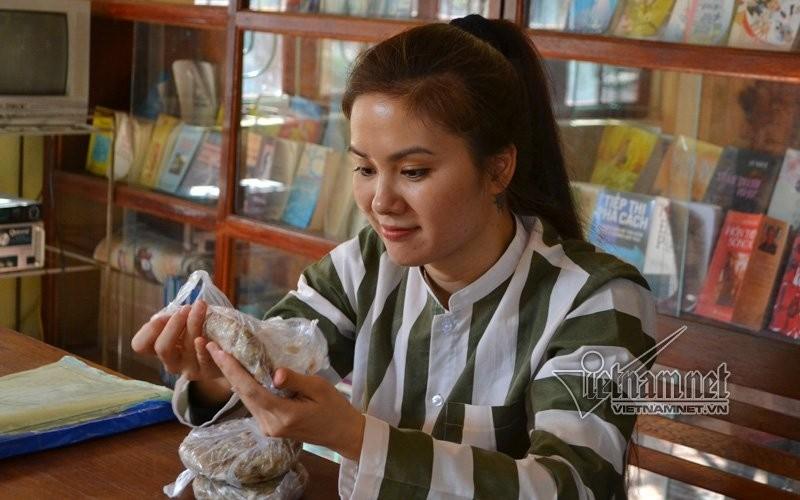Nuoc mat hot girl Ha thanh sau canh cua trai giam-Hinh-3