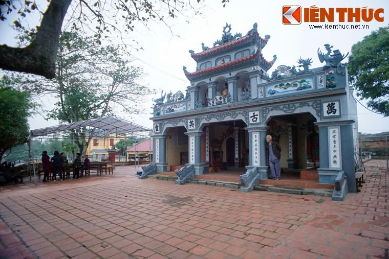 Chuyện bi tráng của ngôi đền Đề Lĩnh cực thiêng ở Sầm Sơn
