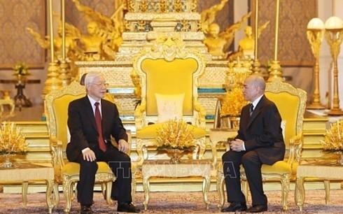 Tuyen bo chung Viet Nam-Campuchia