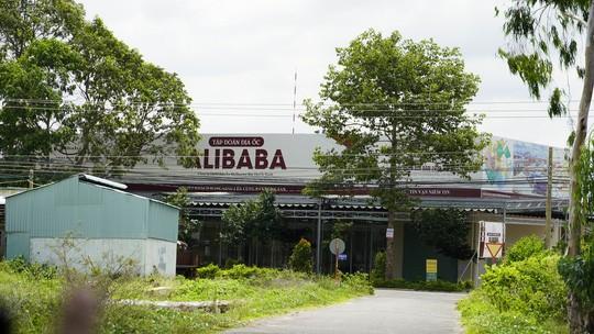 Cong ty Alibaba bi dieu tra: Bo Cong an da den Vung Tau