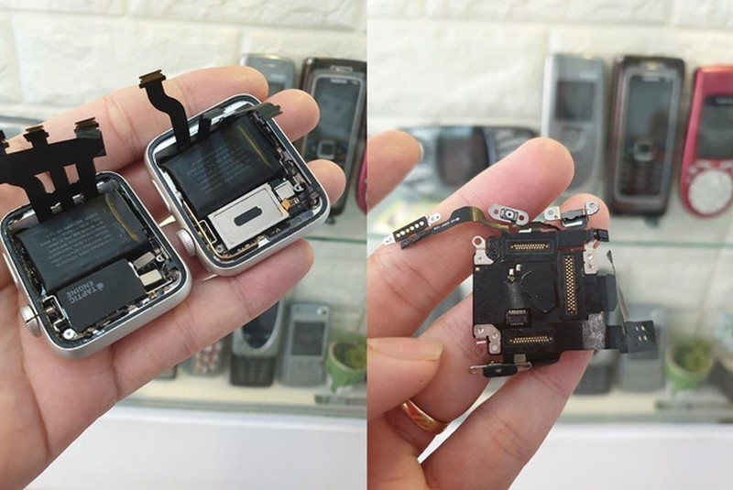 Apple Watch 2 trieu tai Sai Gon, nhieu nguoi trot mua om han