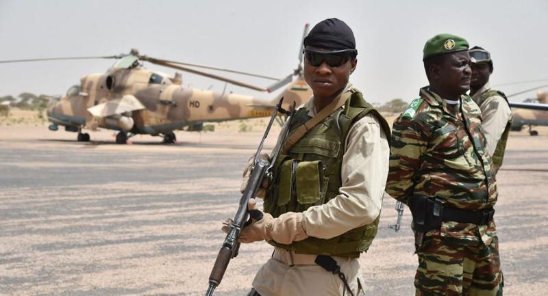 70 binh si chet trong vu tan cong khung bo quan su o Nigieria