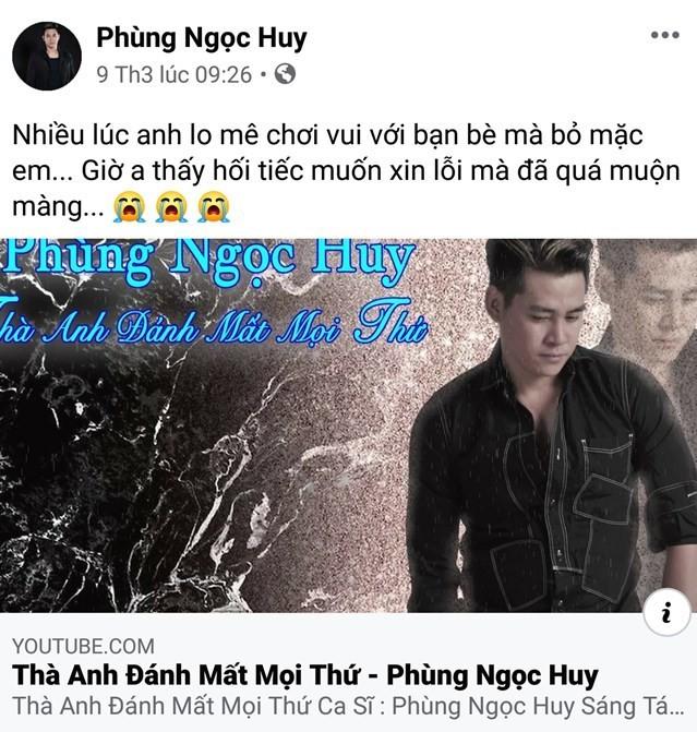Khan gia khuyen Phung Ngoc Huy ve nuoc tham Mai Phuong va con gai