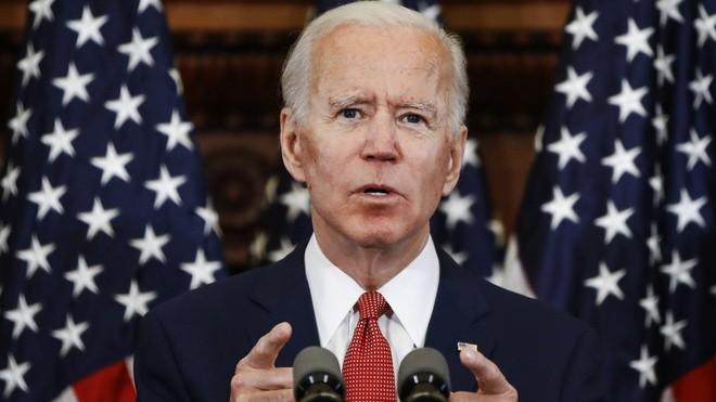 Ong Joe Biden du phieu tro thanh ung vien tong thong dang Dan chu