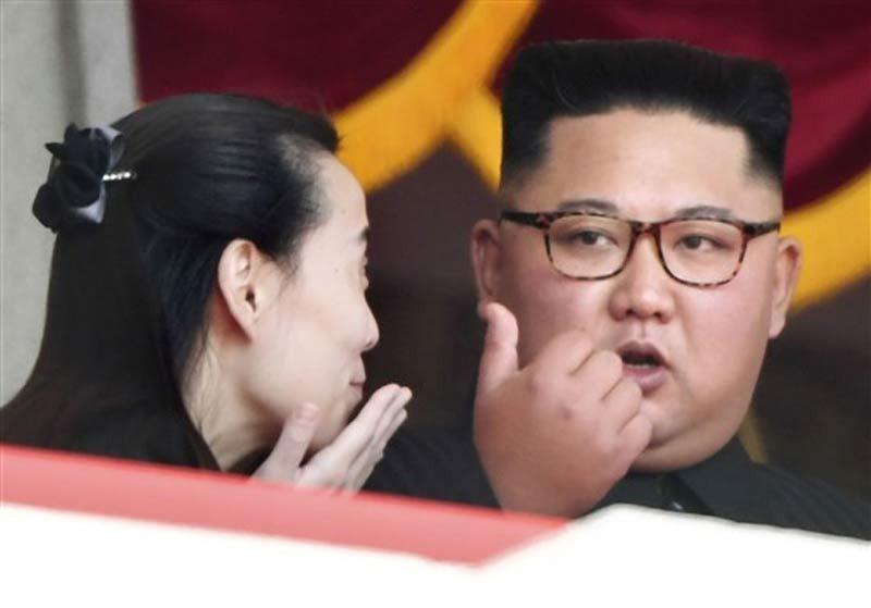 Han Quoc hop khan, 'san sang ung pho' sau canh bao cua em gai Kim Jong Un