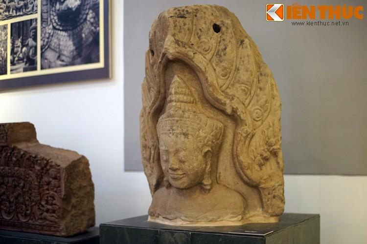 Can canh nhung kiet tac dieu khac da Angkor giua Sai Gon
