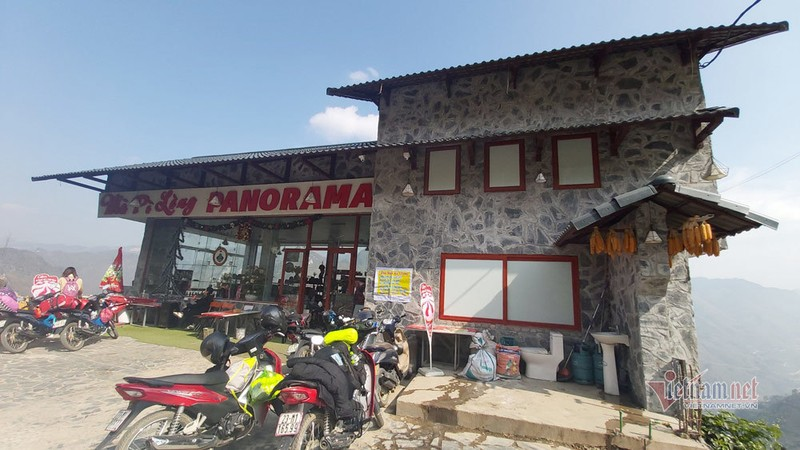 Dai dien UBND huyen Meo Vac noi Panorama Ma Pi Leng duoc cai tao theo dung tham dinh-Hinh-3