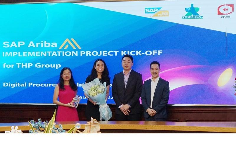 26 nam Tan Hiep Phat va 50 nam SAP