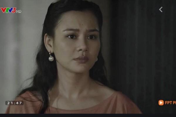 """Do nhan sac doi thuong 2 nguoi dep trong """"Huong duong nguoc nang"""""""