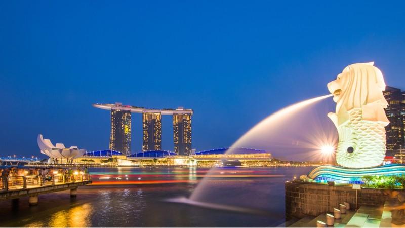 Gioi sieu giau chau A chon Singapore la noi song ly tuong