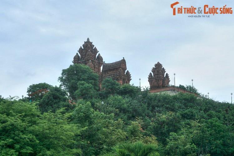Ly giai ten goi dac biet cua thanh pho Phan Rang - Thap Cham