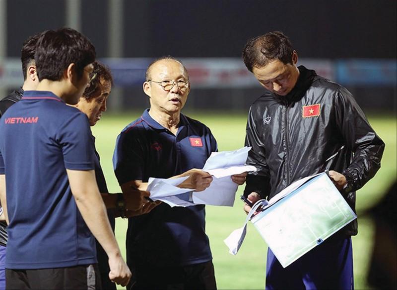 Ong Park Hang Seo 'bay' truyen thong?