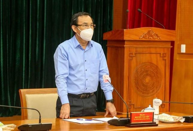 Bi thu TP HCM Nguyen Van Nen: Mong nhan dan luong thu