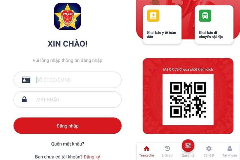Bo Cong an san sang giup Ha Noi cap giay di duong ma QR Code-Hinh-2