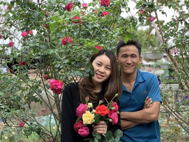 Chi 1 ty dong, chang trai Thai Nguyen xay khu vuon van nguoi me