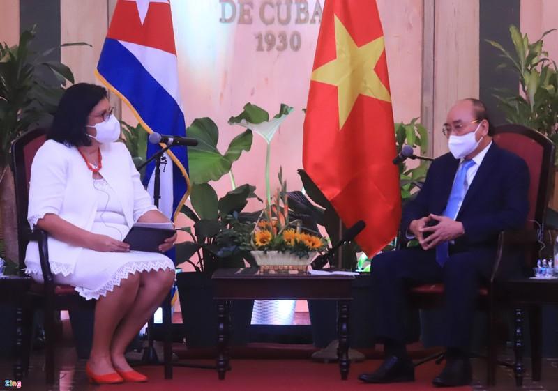 Viet Nam - Cuba ban cung cap va chuyen giao cong nghe san xuat vac xin-Hinh-3
