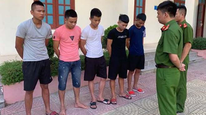 Ke chu muu trong vu nem da xe khach o Thanh Hoa la ai?