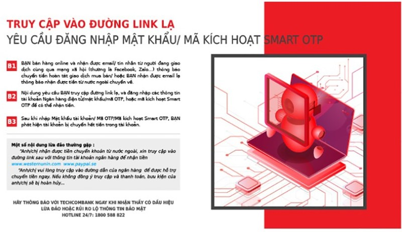 """Nhan nhan website, fanpage… lua dao, ngan hang nhu """"ngoi tren lua""""-Hinh-2"""