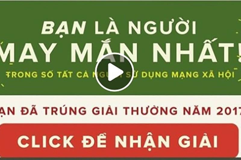"""Nhan nhan website, fanpage… lua dao, ngan hang nhu """"ngoi tren lua"""""""