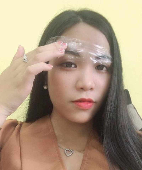 "Chieu tro du gai tre dong phim ""con heo"" cua bang nhom Trung Quoc"
